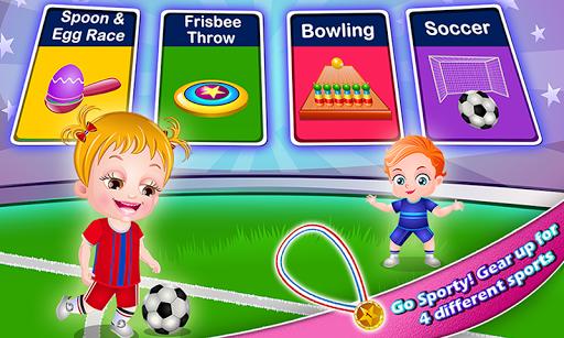 Baby Hazel Sports Day - screenshot