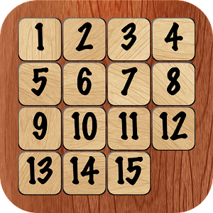 classic 15 puzzle for PC-Windows 7,8,10 and Mac