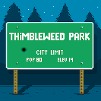 Thimbleweed Park on PC / Windows 7.8.10 & MAC