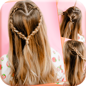Splendid Braid Hairstyles step by step -Girls Apps For PC / Windows 7/8/10 / Mac – Free Download