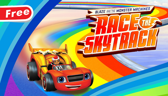 Blaze Race The Skytrack for pc