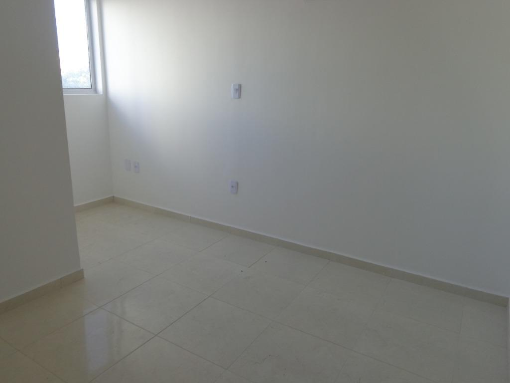 Apartamento residencial para locação, Estados, João Pessoa - AP5411.