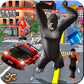 Free Angry Gorilla City Attack APK for Windows 8