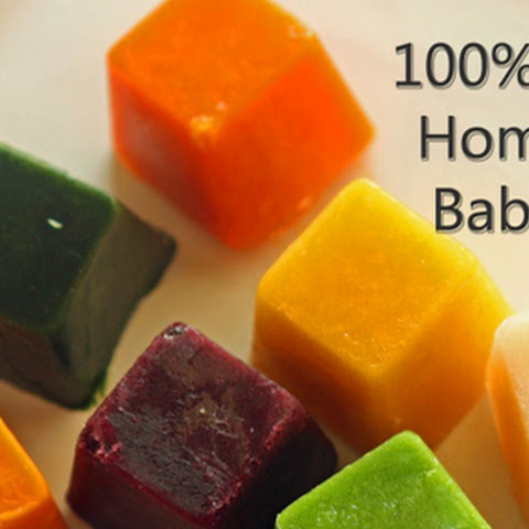 Homemade Baby Food Basic Recipes