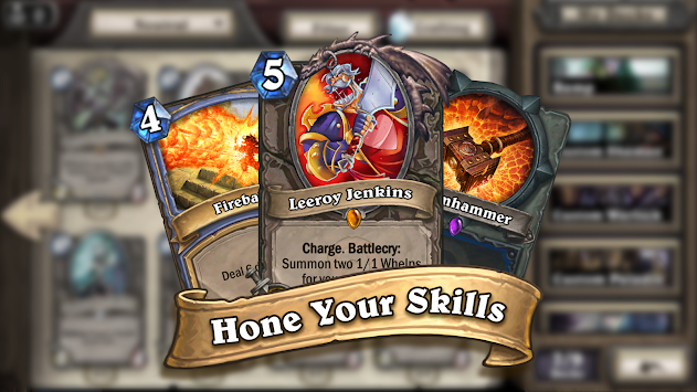 Hearthstone APK screenshot thumbnail 2