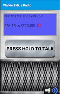 Walkie Talkie Radio APK for Kindle Fire