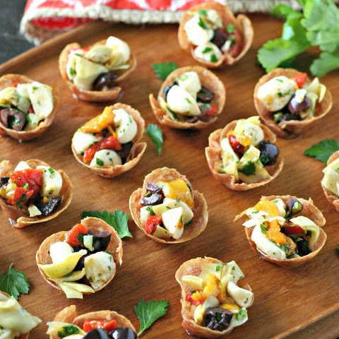 Salami Antipasto Bites {Low Carb, Grain Free}