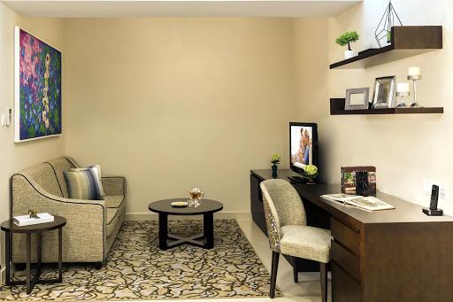 2 BR Executive Suite