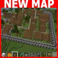 Heat Village map for MCPE APK for Bluestacks