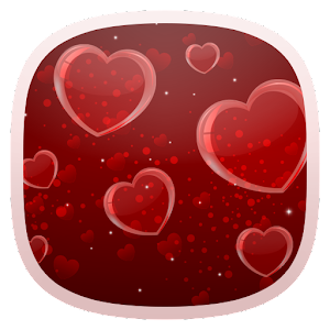 Delicate Hearts Free Live Wallpaper For PC (Windows & MAC)