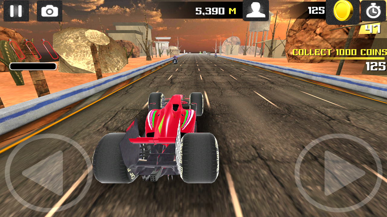 Car Racing Mania 2016 Screenshot 6