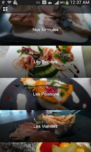 Restaurant Ô'Wine Le Castellet - screenshot