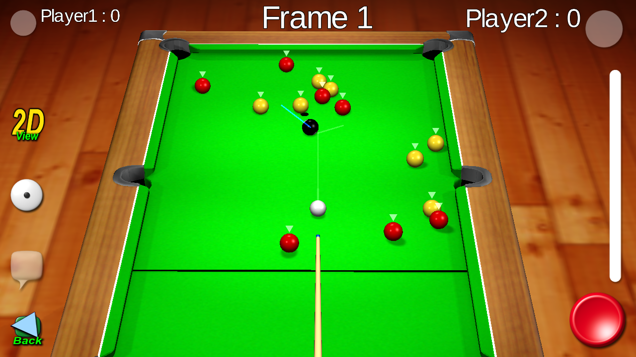 Quick Break Pool Premium Screenshot 2