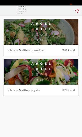 Johnson Matthey Screenshot