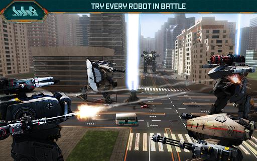 Walking War Robots - screenshot