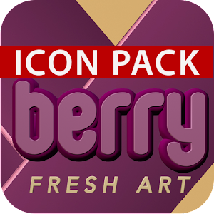 Cover art Berry Icon Pack Natural Colors