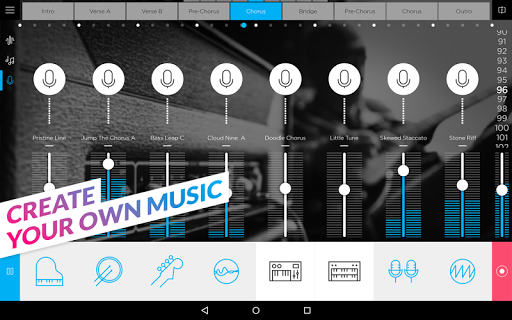 Music Maker JAM screenshot 11