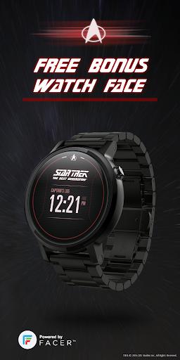 Star Trek watch face series - screenshot