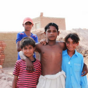 Pakistan by Leah Griffing-Riaz - Babies & Children Children Candids