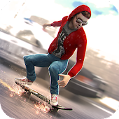 Game Cool Skater Miami Street Cops apk for kindle fire