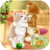 Free Download Cartoon Cute Jerry Cat APK for Samsung