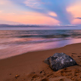another from last night :) by Simone Disney - Landscapes Beaches