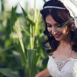 by Sokol Cekrezi - Wedding Bride