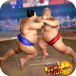 Sumo Wrestling 2019: Live Sumotori Fighting Game For PC