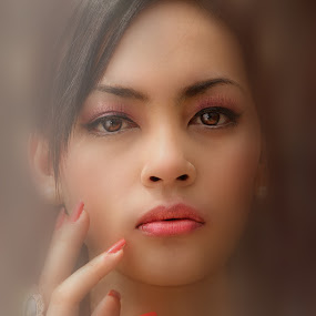 by Ronald Romero - People Portraits of Women