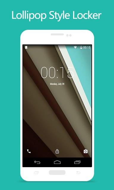 KK Locker - Lollipop Locker screenshots