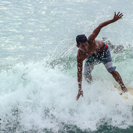 by William Ay-Ay - Sports & Fitness Surfing