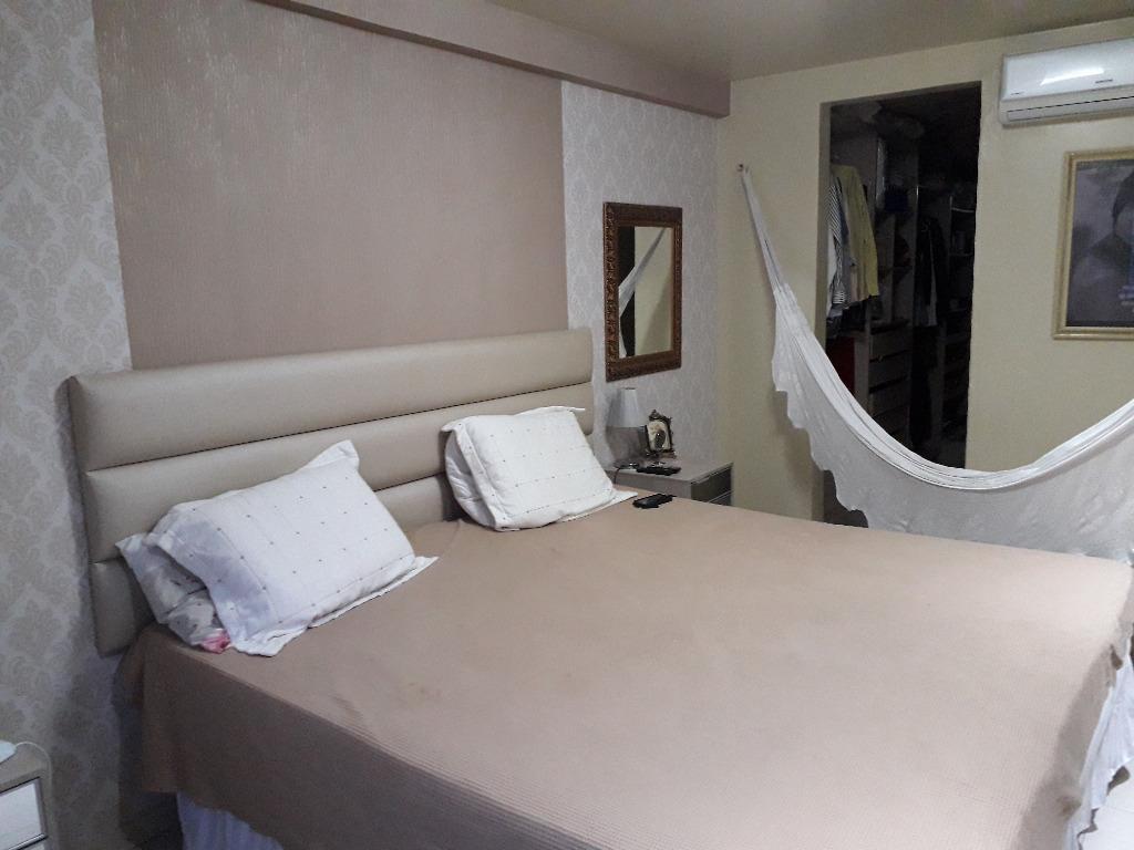 Apartamento com 3 dormitórios à venda, 116 m² por R$ 550.000 - Cabo Branco - João Pessoa/PB