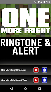 One More Fright Ringtone Alert - screenshot