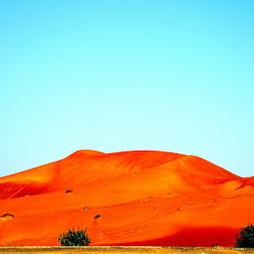 by Parasu Raman - Landscapes Deserts