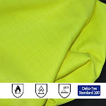 260 Gsm Modacrylic Fire Resistant Fabric