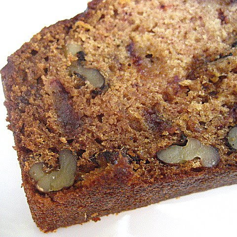 Crazy for Date Nut Bread