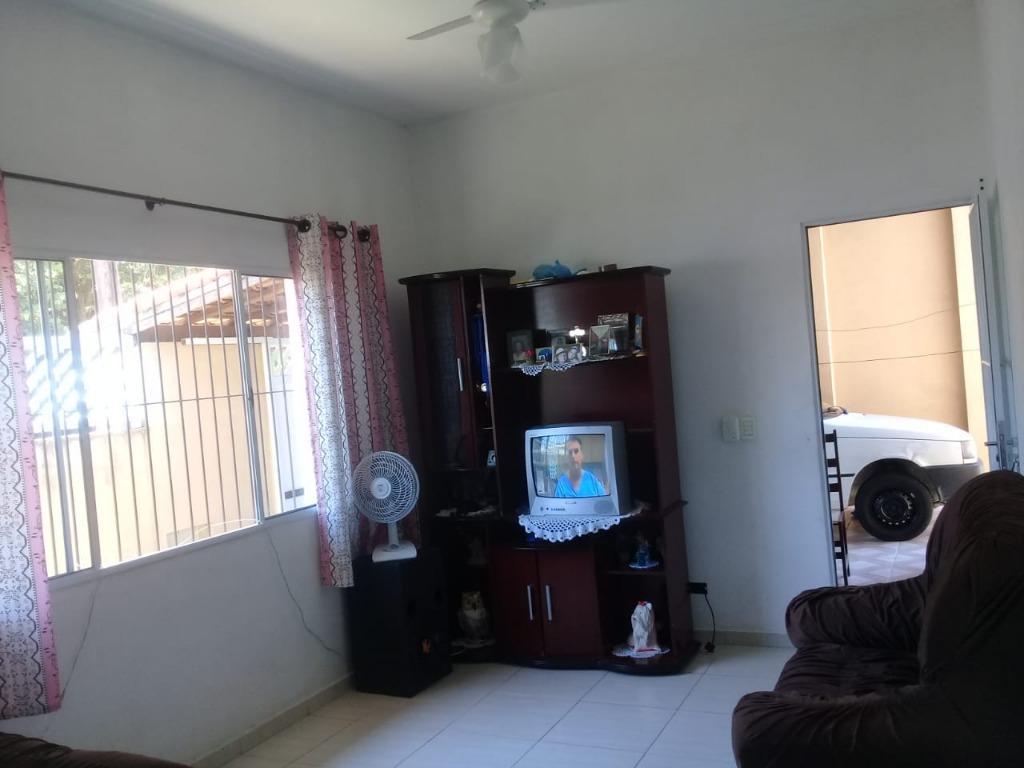 Casa com 2 dormitórios à venda, 81 m² por R$ 265.000 - Centro - Sete Barras/SP