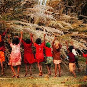 Season of Joy by Fotosutra - a PRASANTA SINGHA photography - Babies & Children Children Candids (  )