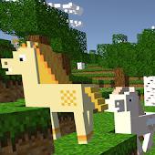 Kids Craft Horse Rider Stable APK for Bluestacks