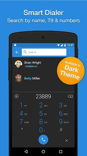 Simpler Contacts & Dialer - screenshot