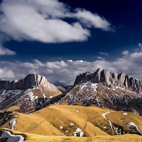 Davil Gate by Alexander Bakhur - Landscapes Mountains & Hills