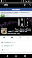 Screenshot of MGM Grand Detroit