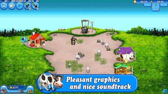Farm Frenzy Free: Time management game APK baixar