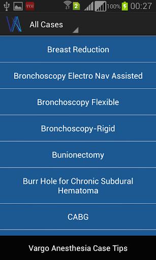 Vargo Anesthesia Mega App For PC