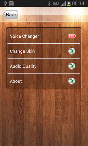 Voice Recorder screenshot 4