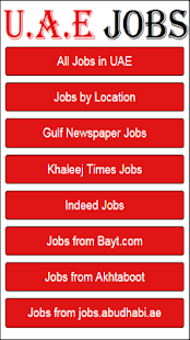 UAE Jobs - screenshot