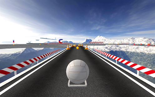 BasketRoll 3D: Rolling Ball- screenshot thumbnail