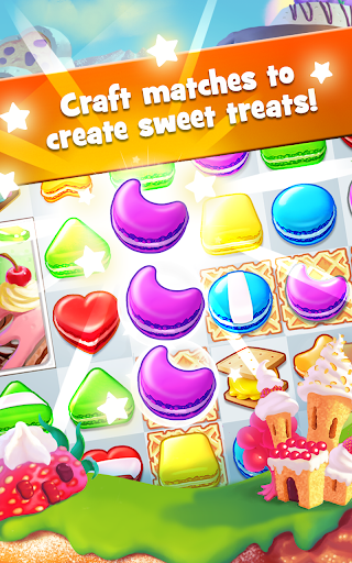Cookie Jam - screenshot