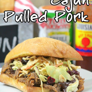 Cajun Pulled Pork Recipes