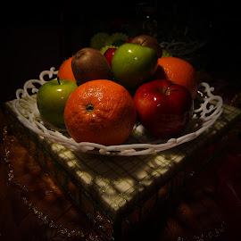 My Buah-buahan by Syahrul Nizam Abdullah - Food & Drink Fruits & Vegetables